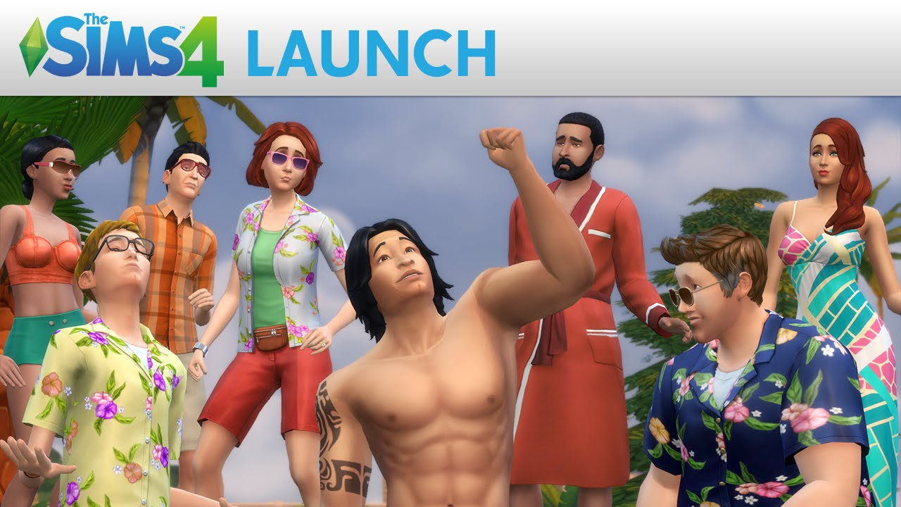 The Sims 4 Available Now - An Official EA Site