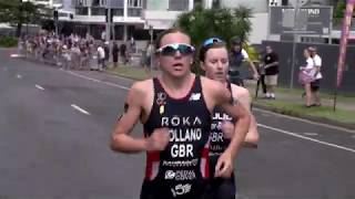 2020 Mooloolaba ITU Triathlon - elite women's race