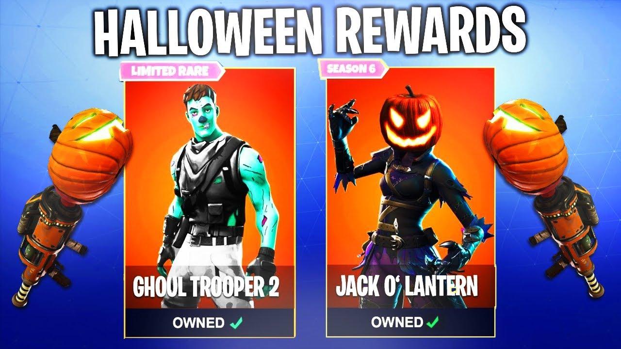 Halloween Skins Fortnite 2018.Fortnite Halloween Update Info New Skins Fortnite Halloween 2018