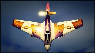 "GTA 5 Online - NEW $4 MILLION ""LF-22 STARLING"" AIRCRAFT CUSTOMIZATION! - (GTA 5 SMUGGLER'S RUN DLC)"