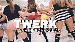 Тверк для новичков - Тверк с НУЛЯ - Choreo by MARI G