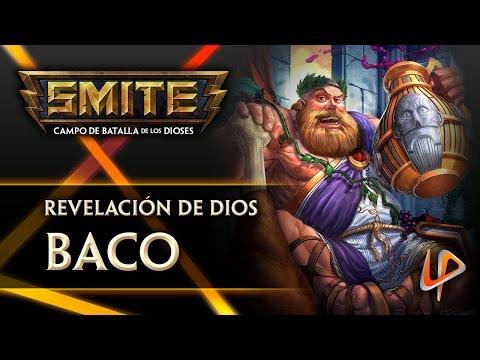 Revelación BACO - Dioses de SMITE LATINO