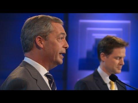 EU debate: how Nigel Farage clinched it