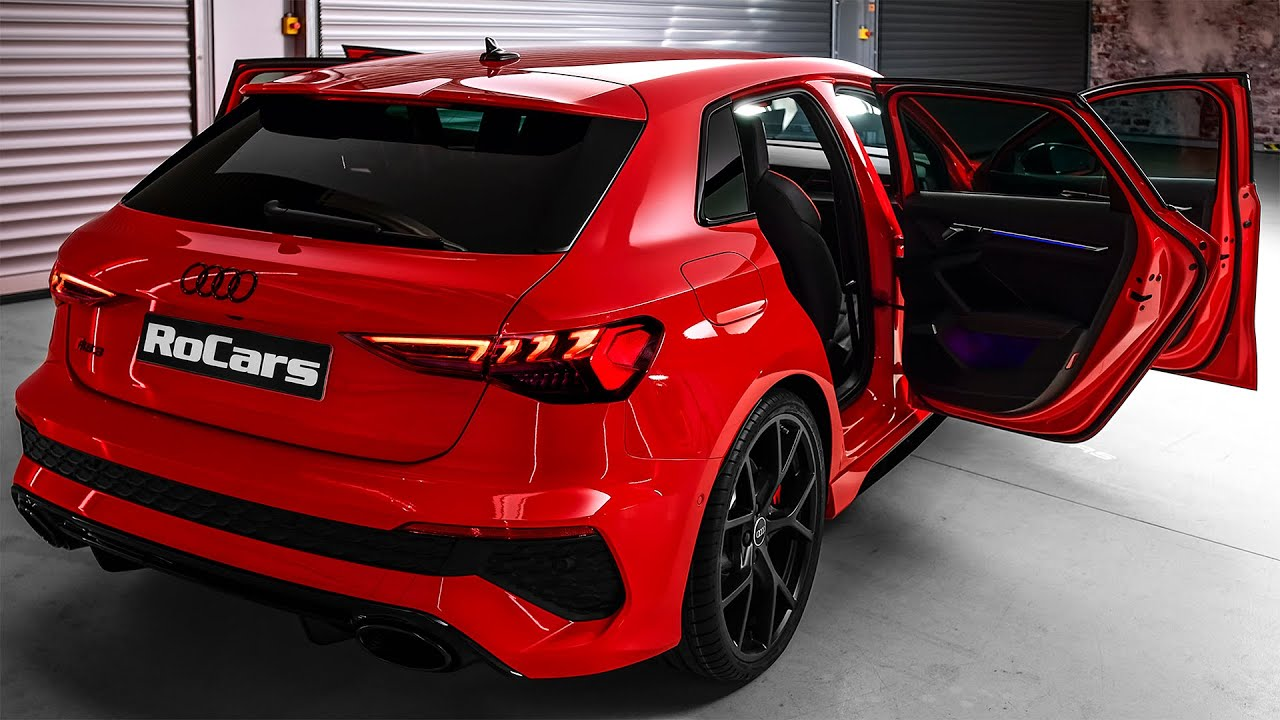 2022 AUDI RS 3 - Interior, Exterior and Drive