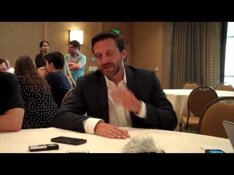 Raúl Esparza Interview for Hannibal (SDCC 2014)