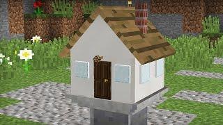 Cea mai Mică Casa din Minecraft !