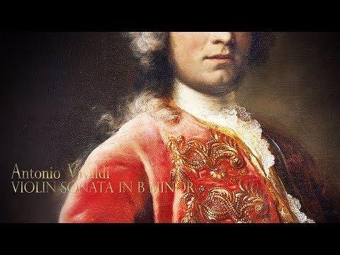 A. VIVALDI: Violin Sonata in B minor Op. 2/5 RV 36, M. Krestinskaya - Baltic Baroque