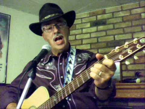 Four Walls.wmv Jim Reeves (cover)