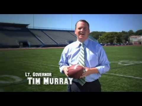 "MA Lt. Gov. Tim Murray ""Battle Back"""