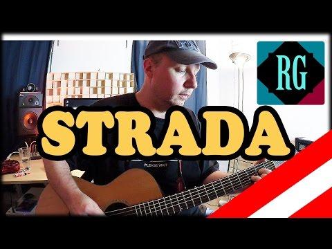 ★ STRADA DEL SOLE ► FENDRICH - Gitarre lernen (Austropop Lesson+Cover)