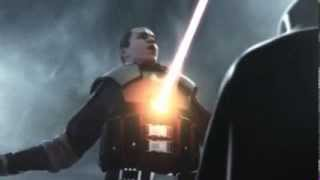 Force Unleashed Starkiller - bring me to life
