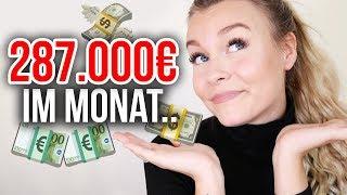 Ich verdiene 287.000 € im MONAT – und das NUR mit Instagram …  | Dagi Bee