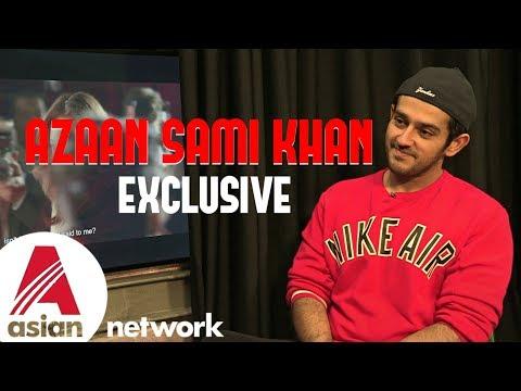 Azaan Sami Khan On His Career And Relationship With Father Adnan Sami