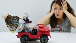 Свидание Барби и Кена не состоялось! Джокер украл Барби. Видео для девочек