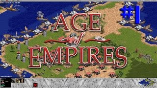 Age of Empires - Glory of Greece #1 (Gameplay / PC / PTBR)