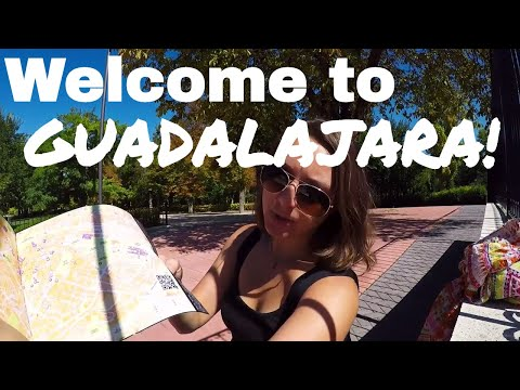 WELCOME TO GUADALAJARA SPAIN -- Workaway Spain  //  056