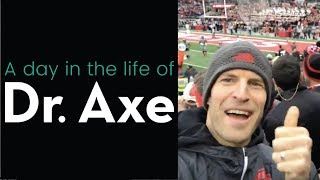 A Day in the Life of Dr. Axe, Episode 3
