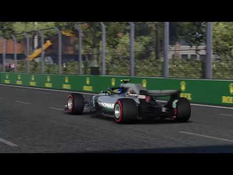 (PC GAME) Mondiale di F1 #4 - GP dell'Azerbaijan