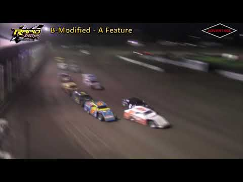 Hobby Stock/B-Modified Features - Rapid Speedway - 6/15/18