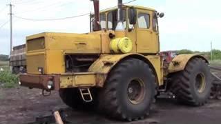 Обзор трактора к 700