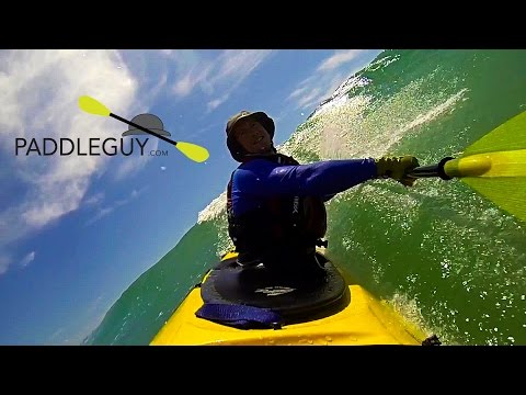 Sea Kayak Surf Session Cotton Tree, Maroochydore, QLD