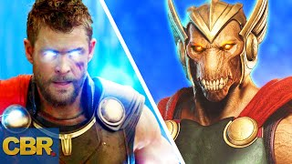 10 Marvel Gods & Monsters More Powerful Than Thor