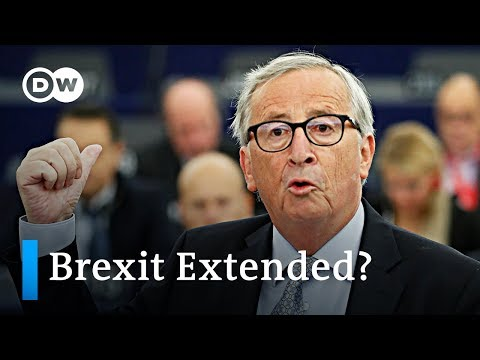 Brexit: EU pushes for another extension to work out deal | DW News