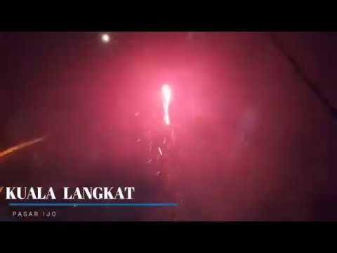 Edisi Taun Baru 2018 Di KuaLa Langkat Bersama Nicky Music By Dj Mantok
