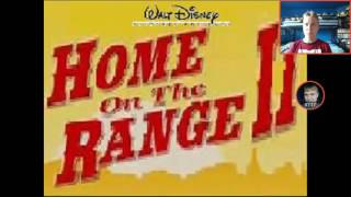 Wyatt Reacts to Disney's Home on the Range 2 (2017) Trailer