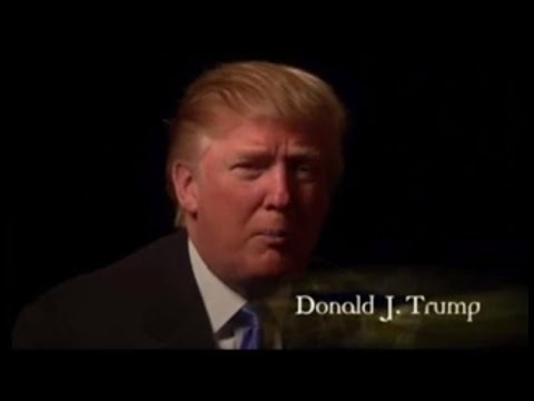 Donald Trump in promo video for Trump Ocean Resort Baja Mexico