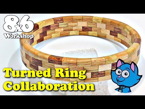 woodturning---turners-chain-ring-collaboration---for-caitlan-the-cat's-ring-project