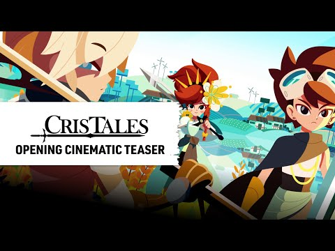 Cris Tales - Opening Cinematic Teaser