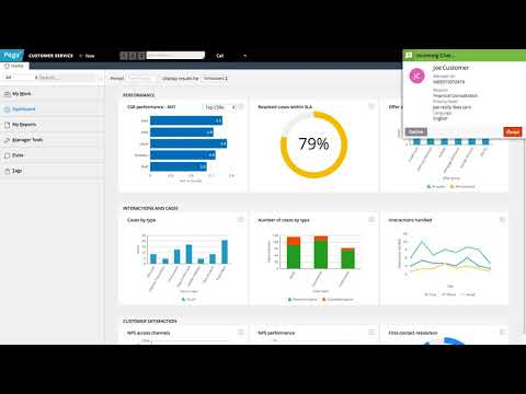 PW17   Pega Marketing, Chatbots, Customer Service   FULL DEMO