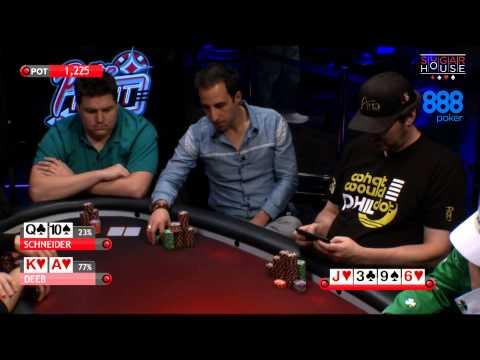 Poker Night In America   Cash Game   Sugar House Casino – Philadelphia, PA (4/4)