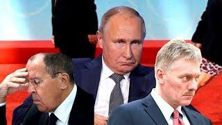 Кремль в ожидании глобального шухера