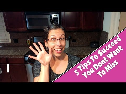 KETO | 5 TIPS FOR SUCCESS