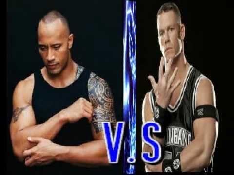 Comparison rock vs rap