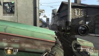 Black Ops 2: e-Sniping: Standoff Hardpoint