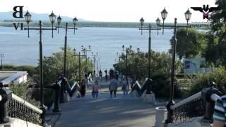 Хабаровск - самый чистый город России