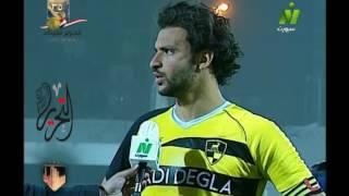 بالفيديو.. محمود علاء: لهذا السبب فاز دجلة على المقاصة