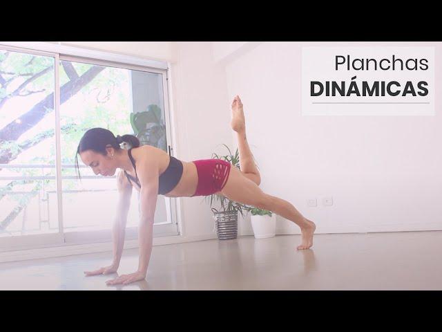 Planchas DInámicas   Secuencia para seguir a tiempo real