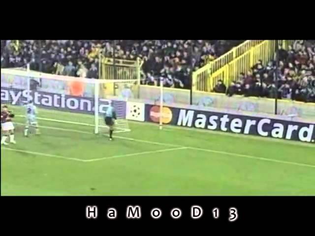 HL Bruges 0 1 Milan 2004 By HaMooD13
