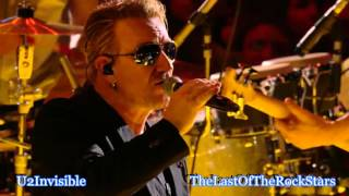Repeat youtube video U2 - Ordinary Love - Paris 12/6/15 - Pro Shot - HD
