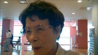 20130821戦争体験聴き取り 大阪空襲 小林さん