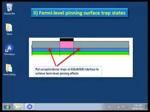 Calibrating TCAD Simulation
