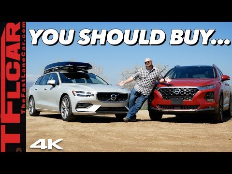The 2019 Hyundai Santa Fe Perfectly Explains Why Wagons Are Dying a Slow Painful Death