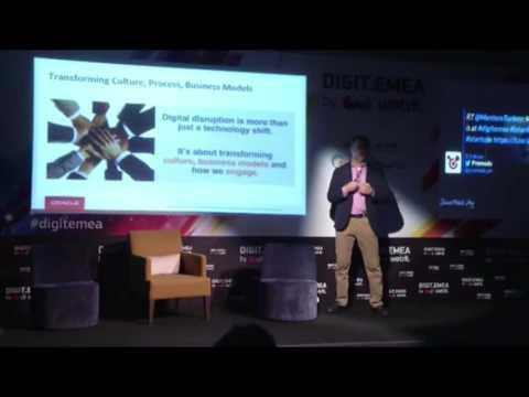 Reggie Bradford - SVP Product Development, Oracle @DIGIT.EMEA'15 by Webit