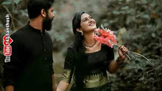 💕ennai thalattum sangeetham whatsapp status💕Unnai Ninaithu💕Tamil love songs💕143 Santhosh