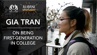 [FACES Alumni Spotlight] Gia Tran on Being First-Generation in College