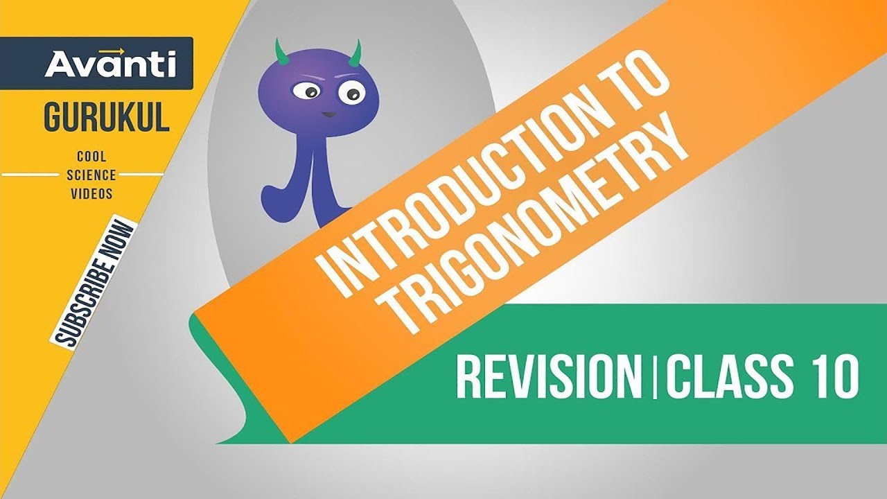 Introduction to Trigonometry | CBSE Class 10 Revision & Important Questions
